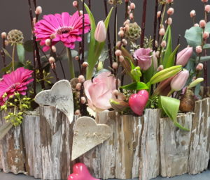 Workshop Valentijn - Flowers & Friends
